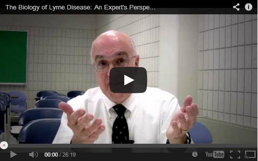 Lyme Expert – Alan Macdonald